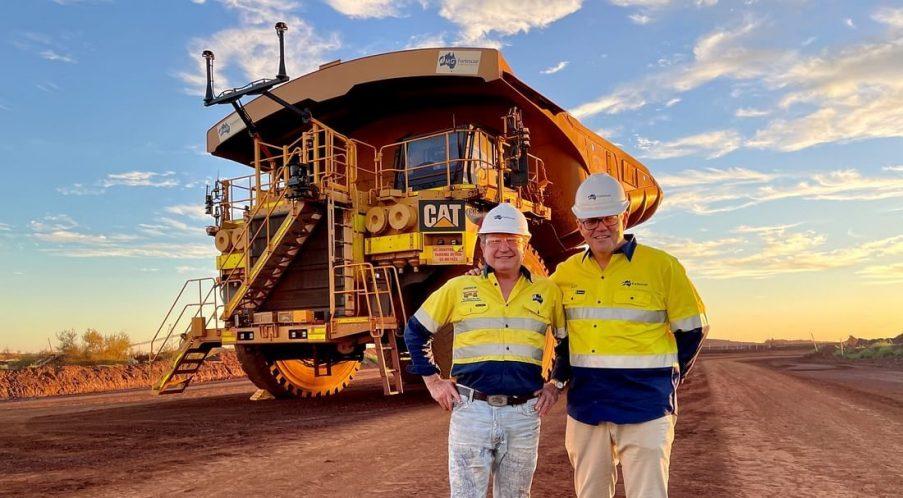 FMG Celebrates 1.5 Billion Tonnes Iron Ore Shipment from Pilbara